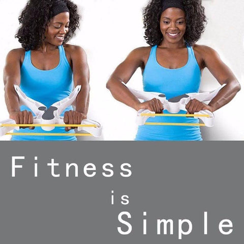 fitness is simple with Arms Forearm and Wrist Exerciser
