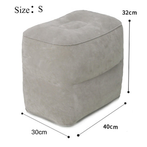 the dimensions of your Travelsmart 2 Layer  Inflatable Footrest