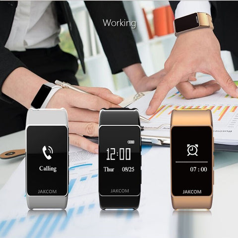 answer phone schedule events Jakcom B3 Smart Watch