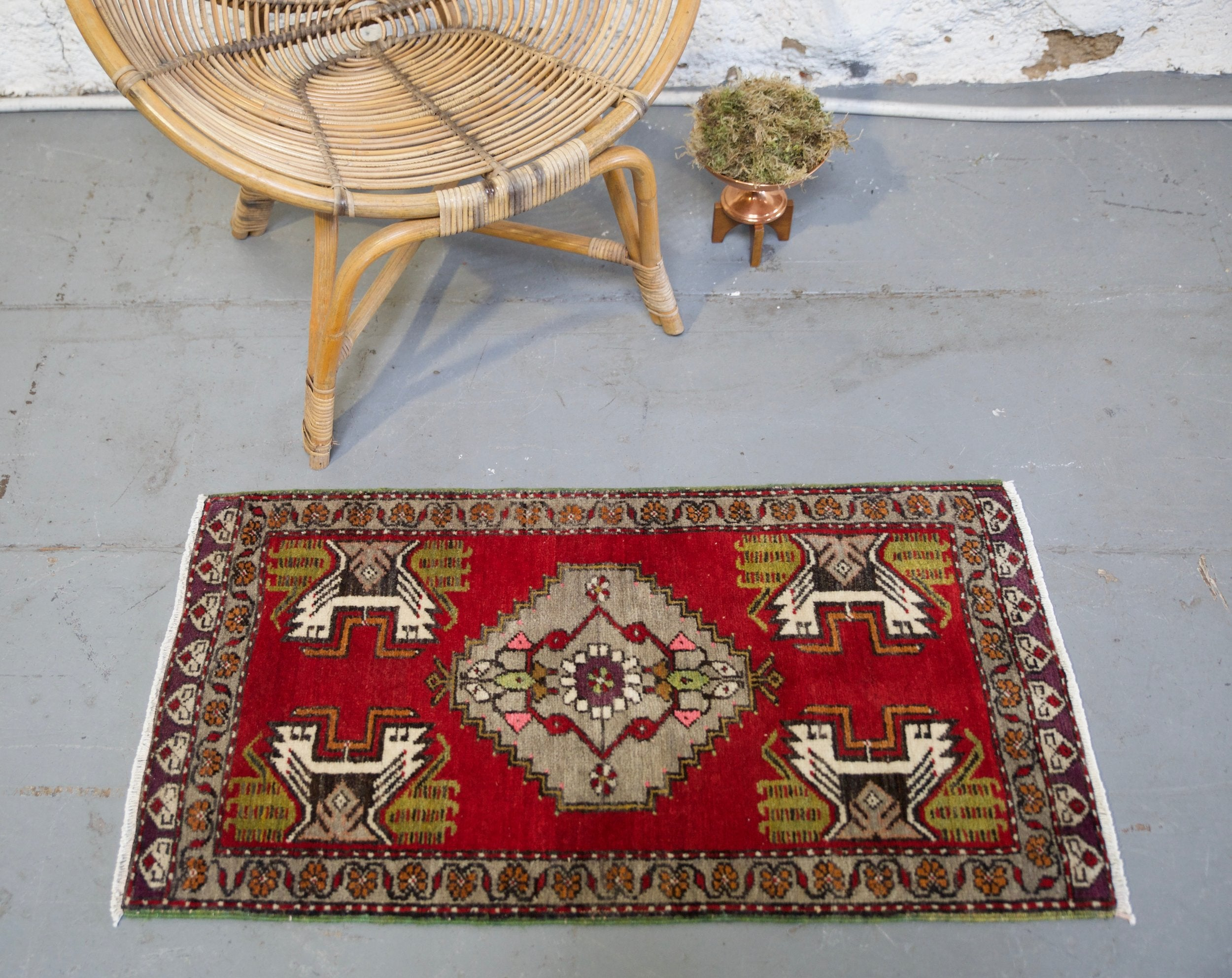 vintage-mini-turkish-rug-21x38