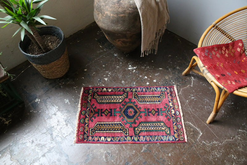 old-mini-turkish-rug