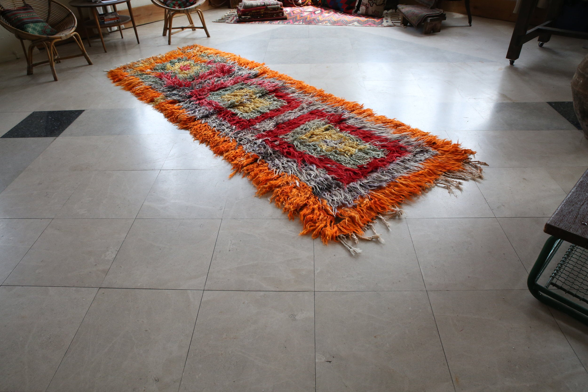 old-filikli-tulu-rug-39x114ft