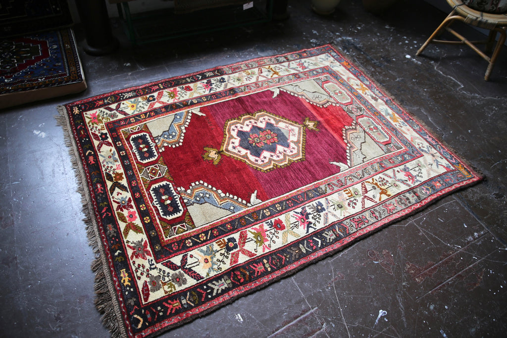 old-kayseri-prayer-turkish-rug-45ft-x-6ft