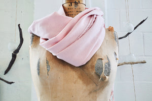 Summer Pestemal Scarf in Pink
