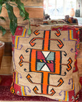 Turkish Kilim Floor Cushion