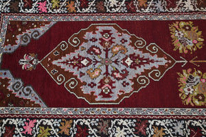 Old Kirsehir Runner 3.4ftx11.9ft