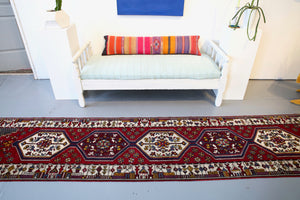 Old Kayseri Yahyali Runner 2.6ftx11.9ft