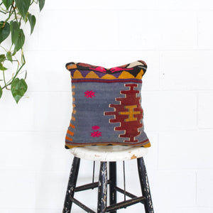 Turkish Sivas Kilim Pillow