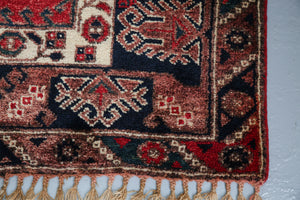 Old Antalya Dosemealti Rug 4.2ftx7.2ft