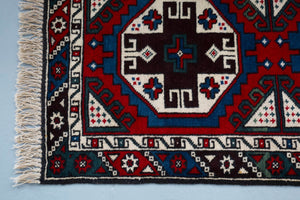 Old Turkish Dosemealti Runner Rug