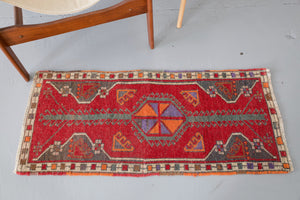 pile rug, Turkish rug, vintage rug, portland, rug shop, bright colors, wild shaman, area rug, red rug, mini rug, bold color, Portland, Oregon, rug store, rug shop, local shop
