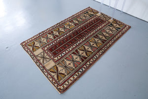 Old Milas Rug 3.10ftx6.2ft