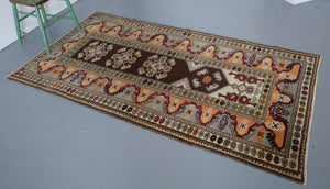 Old Milas Rug 3.9ftx7ft
