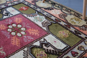 Old Milas Rug 4.3ftx7.2ft