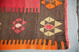 Old Kars Kilim 5.8ftx13.8ft