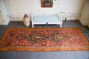 Old Kars Kilim 4.9ftx13.2ft