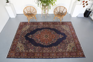 Old Konya Ladik Rug 6.7ftx9.9ft