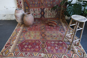 Antique Sivas Kilim Rug *EXCLUSIVE*