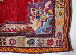 Vintage Turkish rug in a living room setting, pile rug, Turkish rug, vintage rug, portland, rug shop, bright colors, wild shaman, soft rug, bold color, Portland, Oregon, rug store, rug shop, local shopVintage Turkish rug in a living room setting, pile rug, Turkish rug, vintage rug, portland, rug shop, bright colors, wild shaman, soft rug, bold color, Portland, Oregon, rug store, rug shop, local shop
