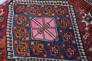 Old Van Kilim 5.9ftx13.5ft