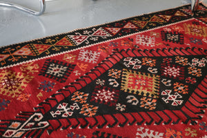 Old Anatolian Kilim close up, Turkish kilims, Wild Shaman Rug Store