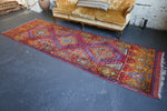 Old Kemerhisar Runner 3.10ftx11.9ft