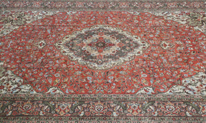 Old Konya Ladik Rug 6.10ftx11ft