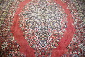 Old Konya Ladik Carpet8.8ftx13.3ft