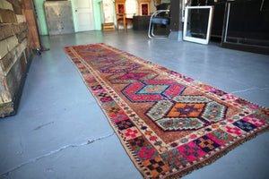 Old Herki Runner 2.9ftx12ft
