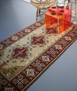 Old Turkish Milas Rug
