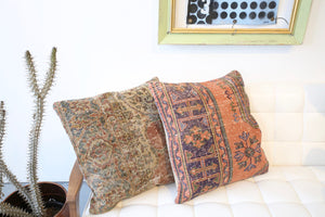 Pile Rug Pillow 24inx24in