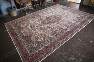 Old Konya Ladik Carpet 6.10ftx9.9ft
