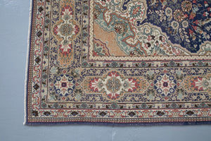 "Vintage Turkish Konya Ladik Rug 8'3""x11'7"""