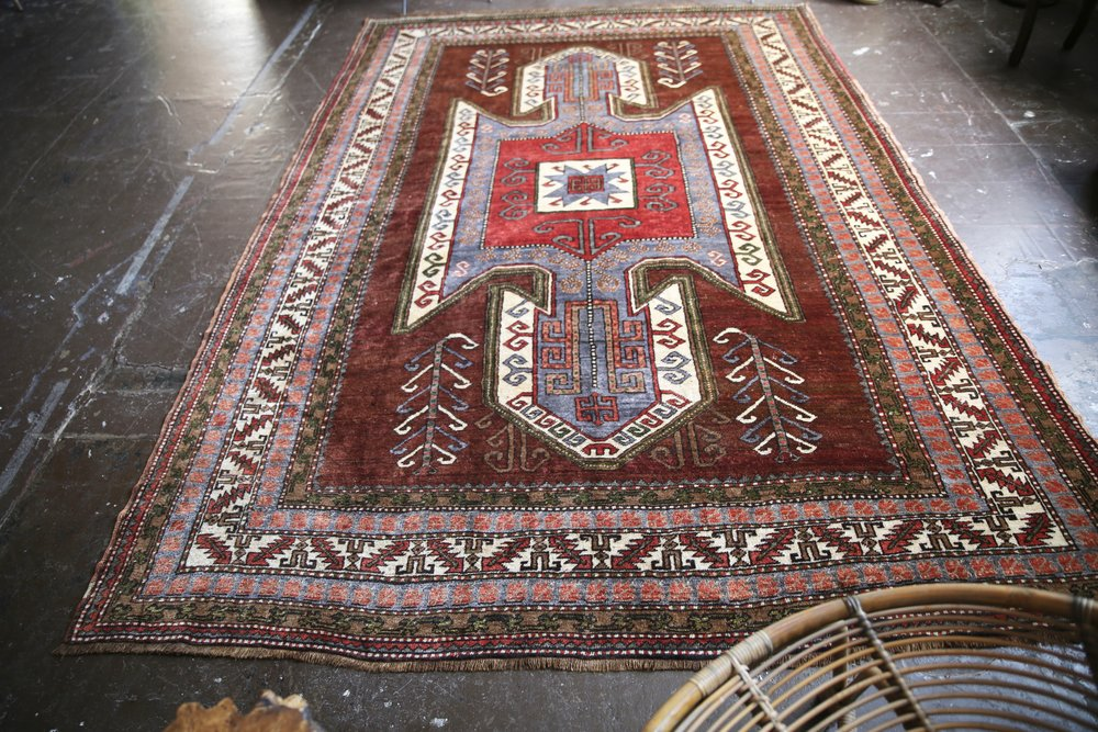 Old Kars Carpet 6.10ftx10.10ft