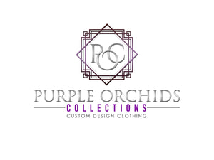 Purple Orchids Collections
