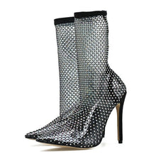 Fish Scales Booties