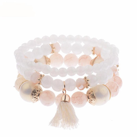 20% OFF Women's Stackable Boho Charm Bracelet