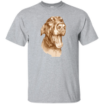 HAPPY DOBERMAN Funny T-Shirt Lite Colors For Men and Women
