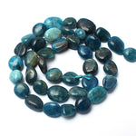 Natural Stone Beads 8-10mm Irregular Agate Jasper Quartz Gemstone Beads For Jewelry Making 15in
