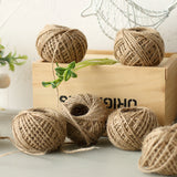 Natural Twine Cord - 50m
