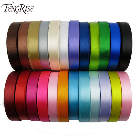 22m Silk Satin Ribbon