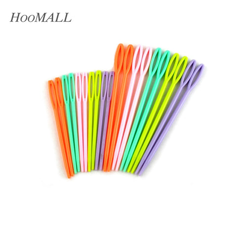 Plastic Knitting Needles (20 Pcs)