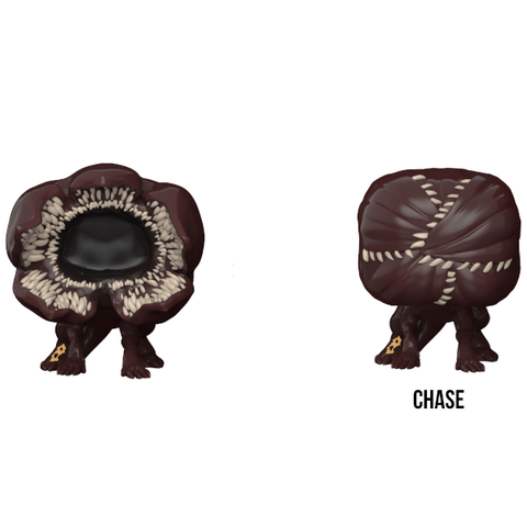 Dart Demogorgon Stranger Things Funko Pop BUNDLE with CHASE