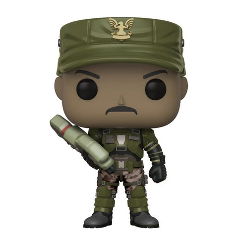 Sgt Johnson Halo Funko Pop