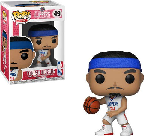 Tobias Harris LA Clippers NBA Funko Pop