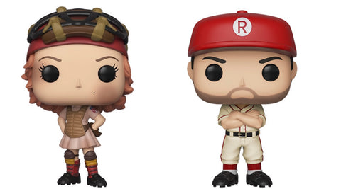 A League Of Their Own Funko Pops