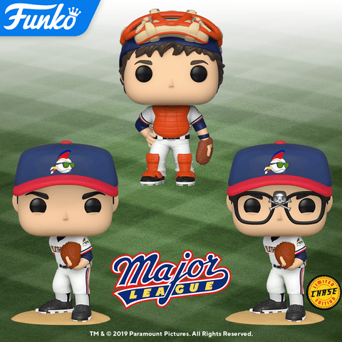 Major League Funko Pops