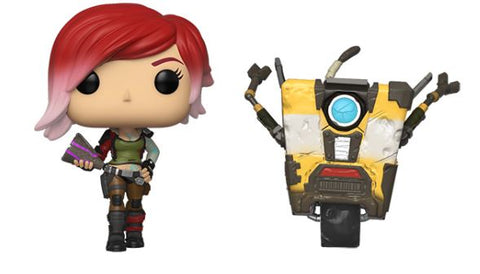 Borderlands Funko Pops