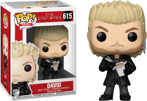 David The Lost Boys Funko Pop
