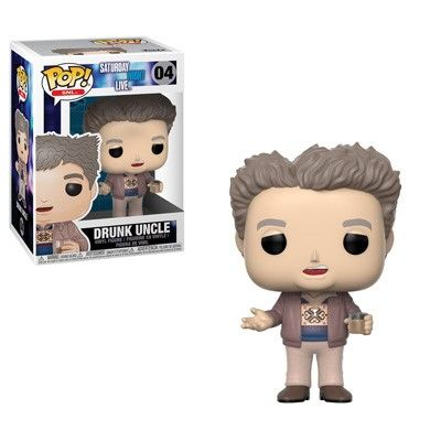 Drunk Uncle SNL Funko Pop